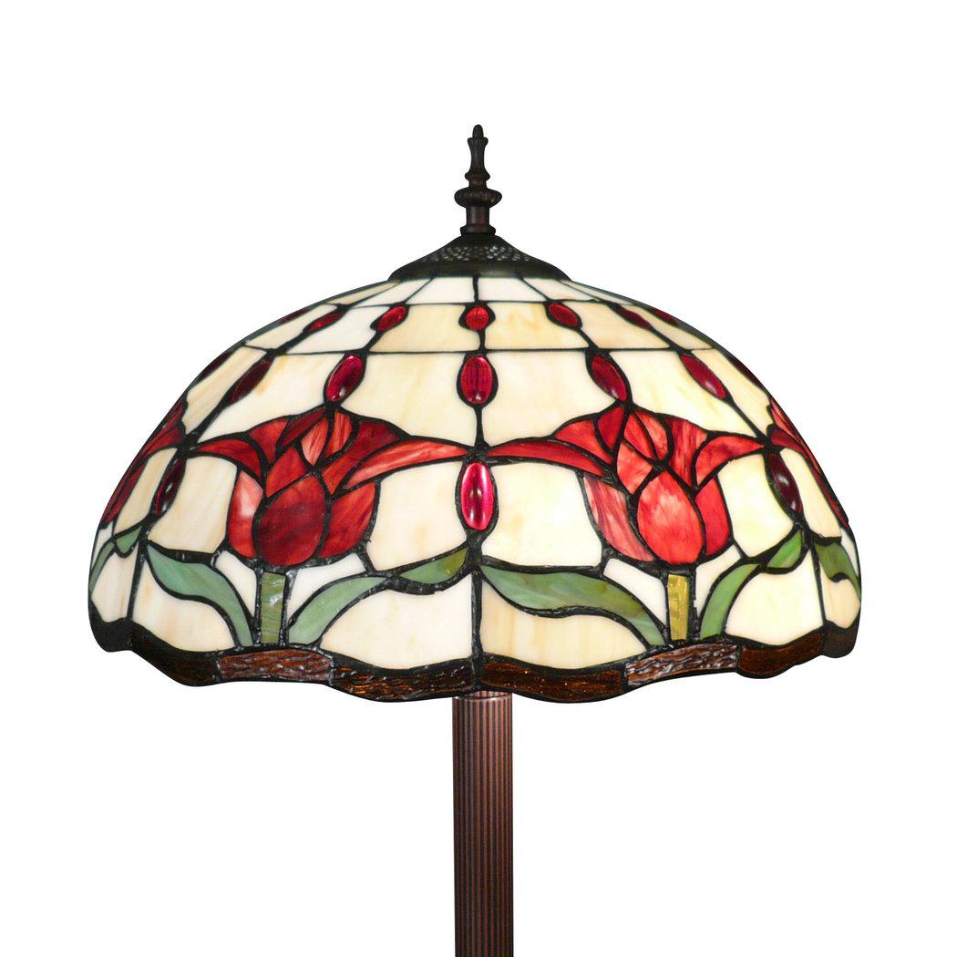 Lampadaire tiffany amsterdam meubles art d co - Meuble tiffany ...