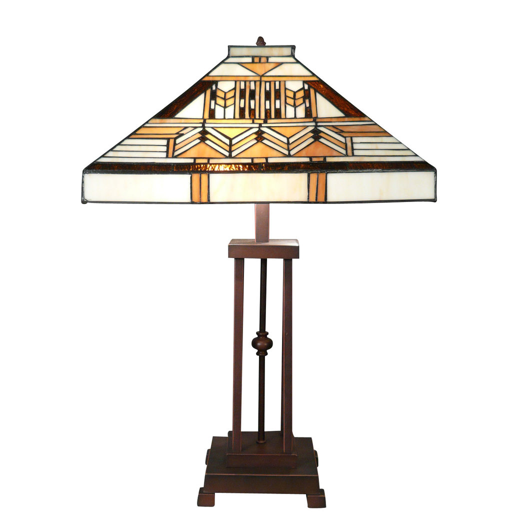 Tiffany lamp boston lighting and art deco furniture