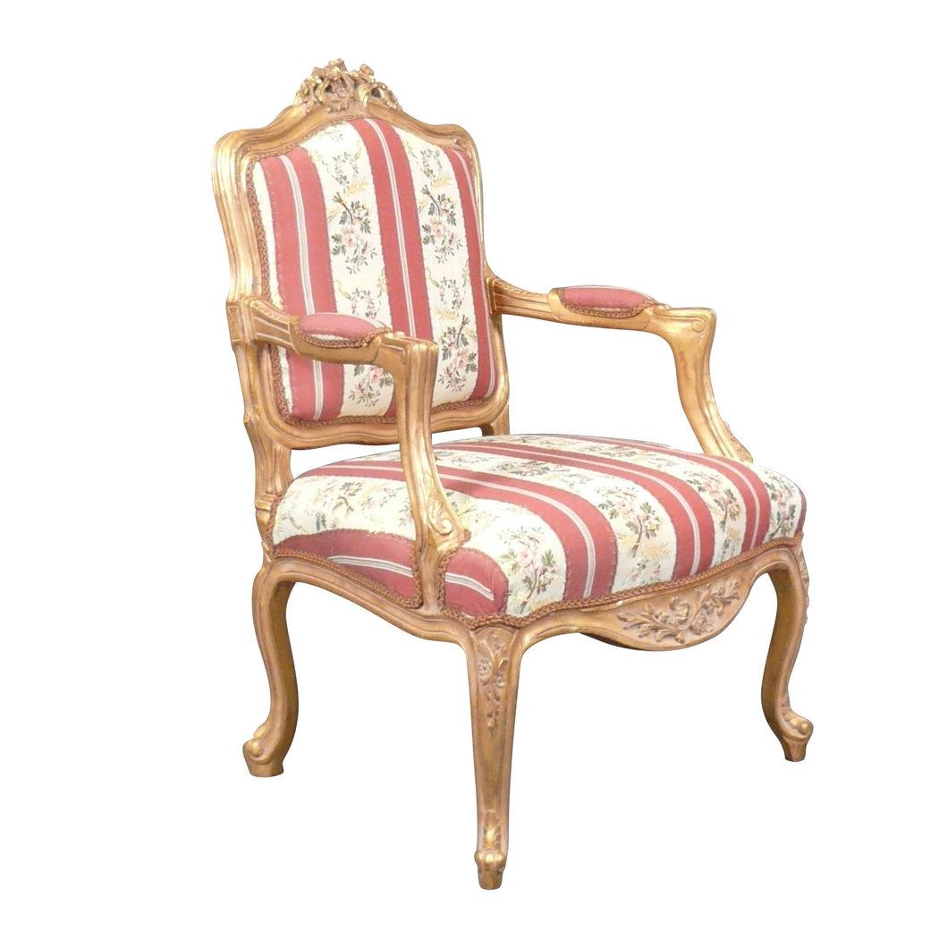 fauteuil louis xv meuble et chaises art d co. Black Bedroom Furniture Sets. Home Design Ideas