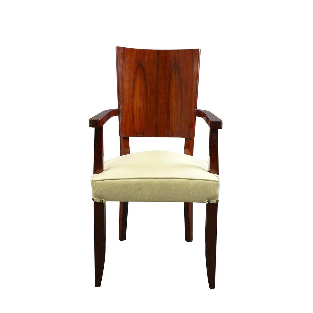 fauteuil art d co en palissandre vente de meubles art d co. Black Bedroom Furniture Sets. Home Design Ideas