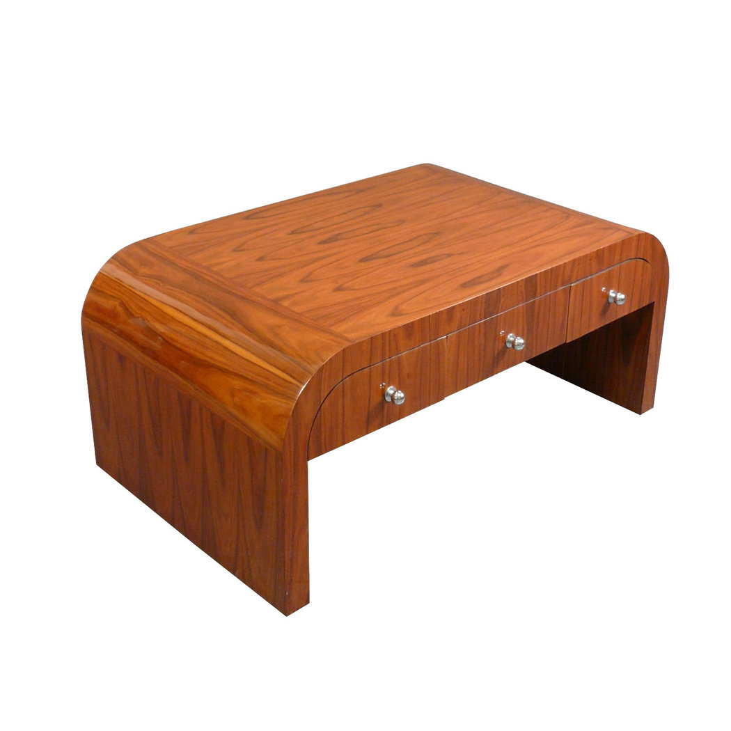 Table basse art d co meubles art d co en palissandre for Table en palissandre massif