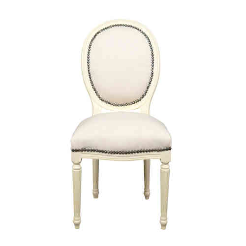 Baroque chairs armchairs furniture sculptures art deco - Chaise baroque blanche ...