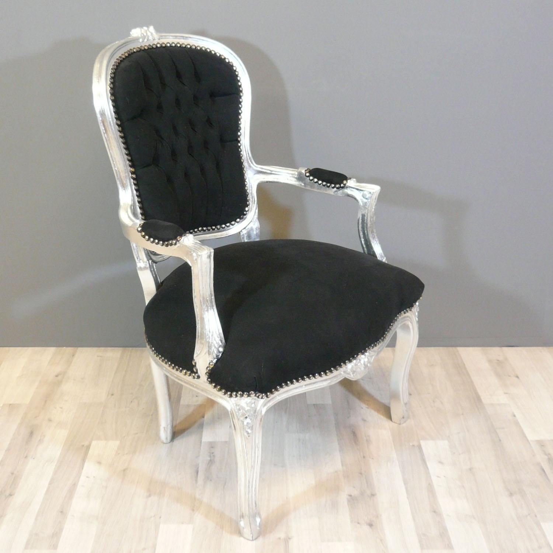 fauteuil baroque style louis xv fauteuils baroques. Black Bedroom Furniture Sets. Home Design Ideas