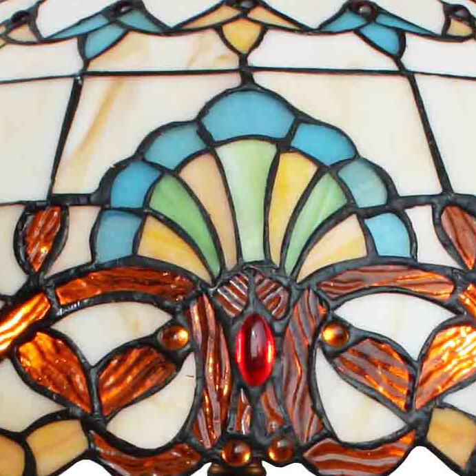 Lustre Paris : Lustre tiffany paris lampe art déco magasin luminaire