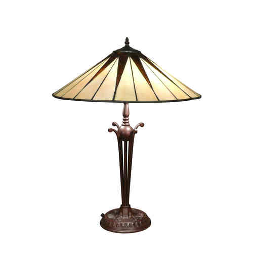Tiffany lamp art deco Memphis