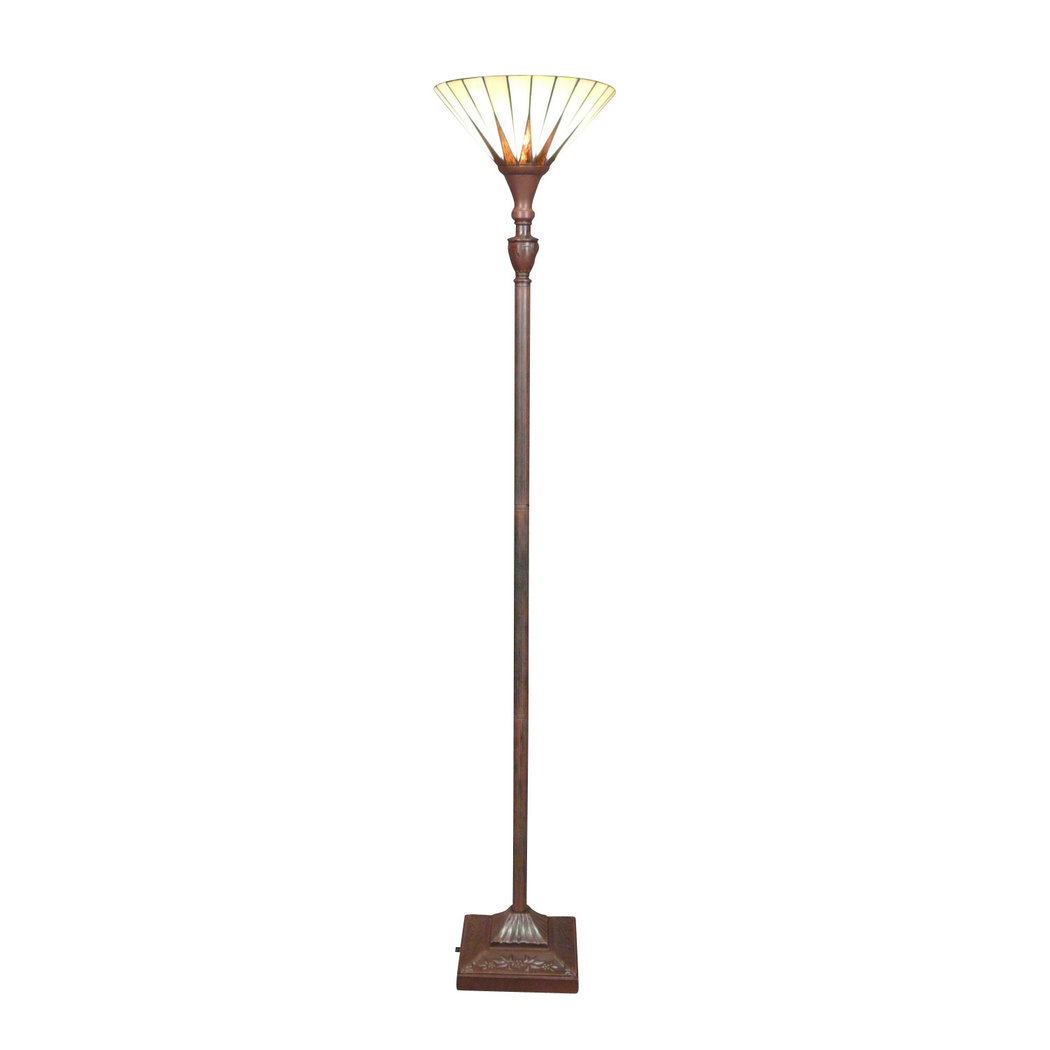 Lampadaire tiffany art d co memphis lampe tiffany for Art decoration fr