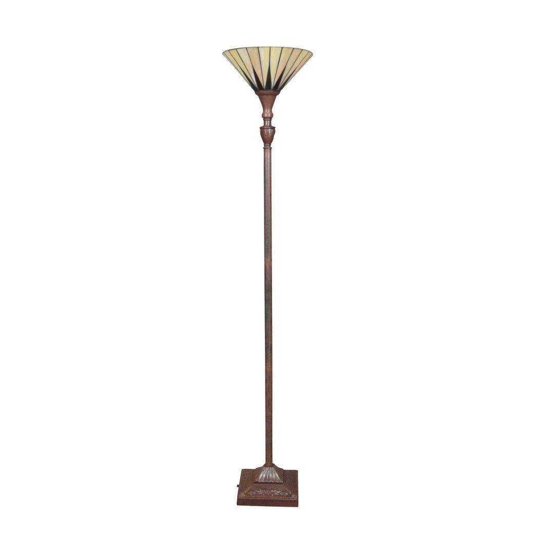 lampadaire tiffany art d co memphis lampe tiffany. Black Bedroom Furniture Sets. Home Design Ideas