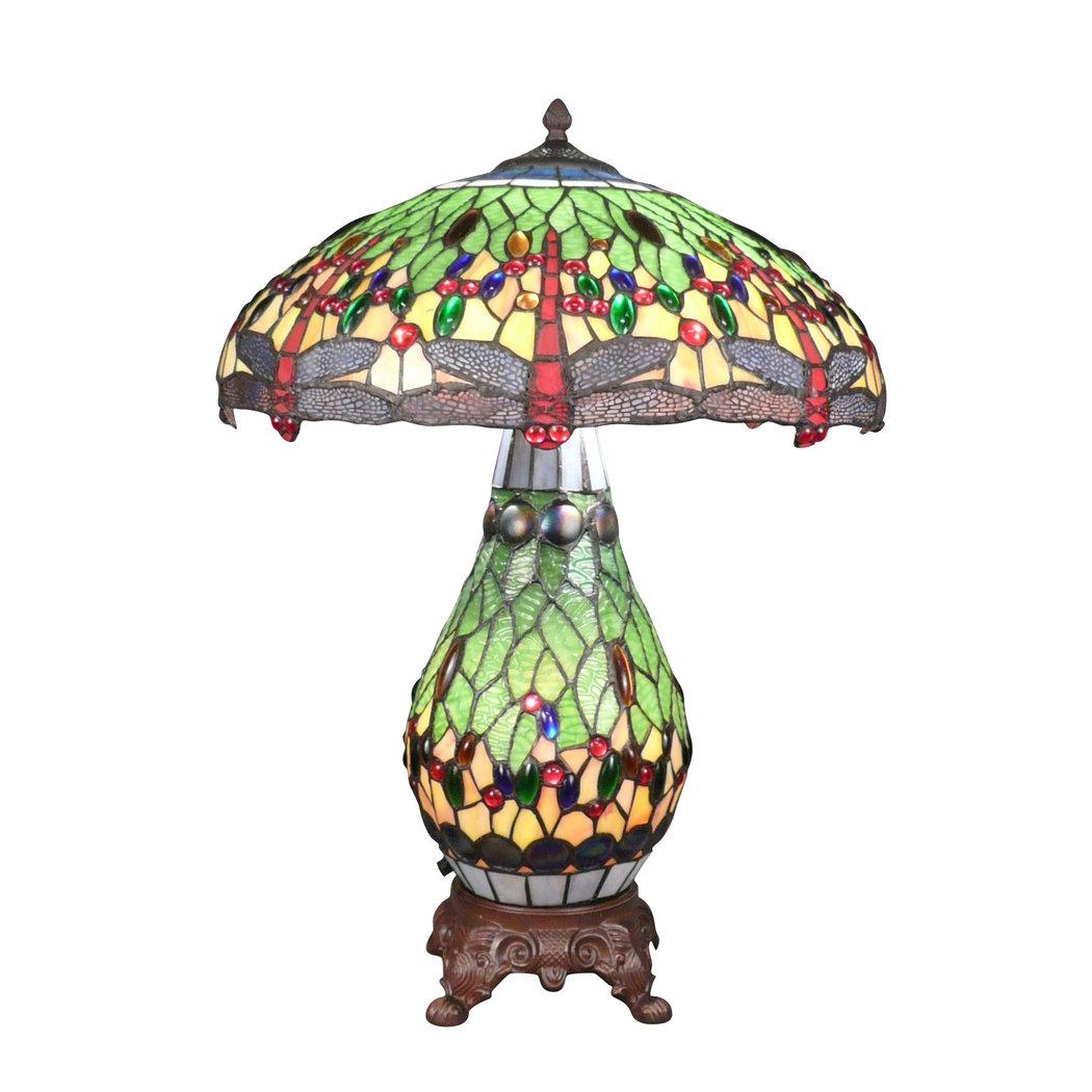 tiffany lamp dragonfly sconce art deco. Black Bedroom Furniture Sets. Home Design Ideas