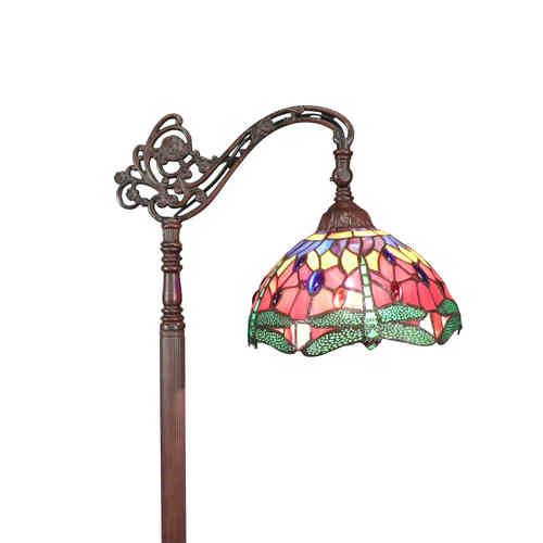Tiffany floor lamp dragonflies