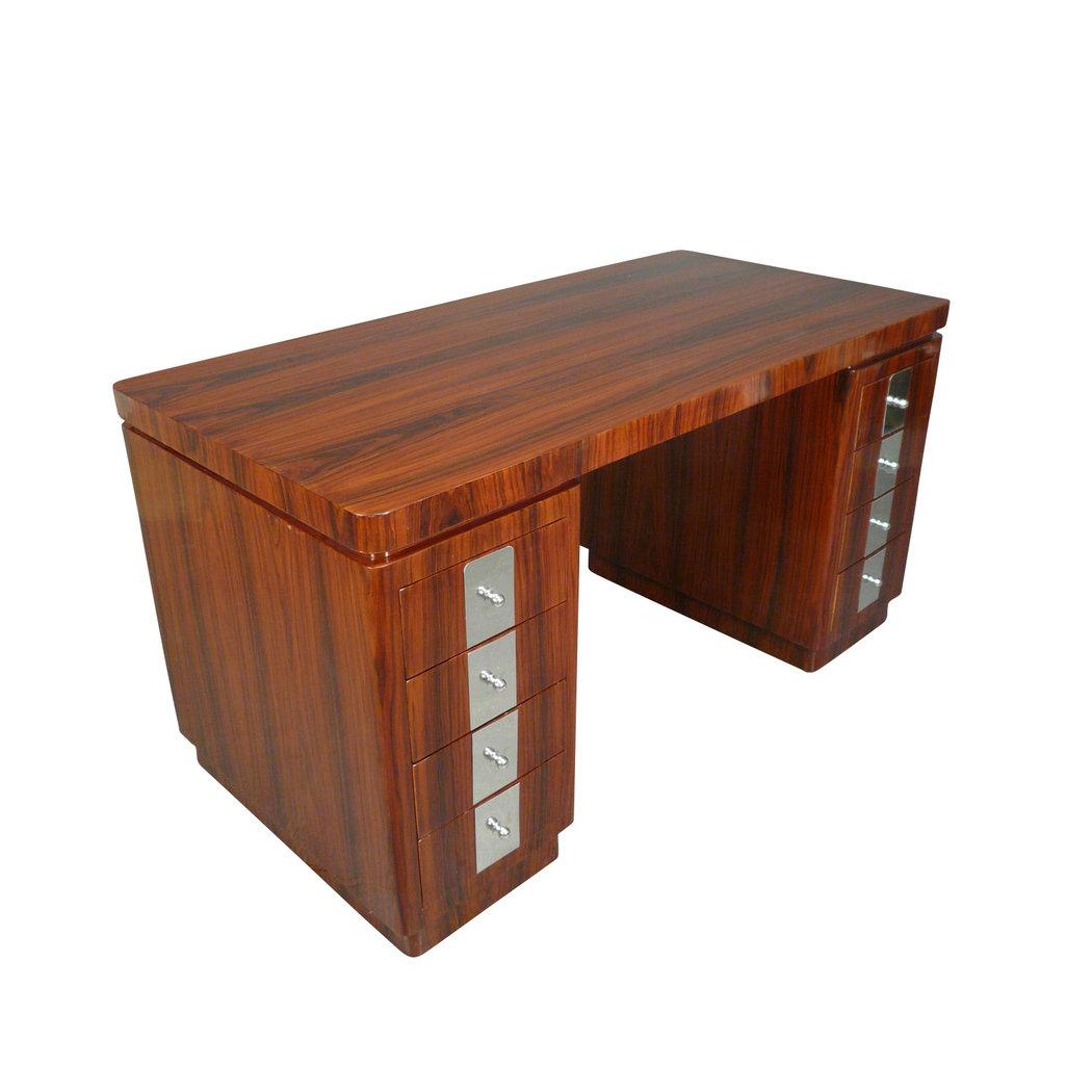art deco paris desk furniture art deco. Black Bedroom Furniture Sets. Home Design Ideas
