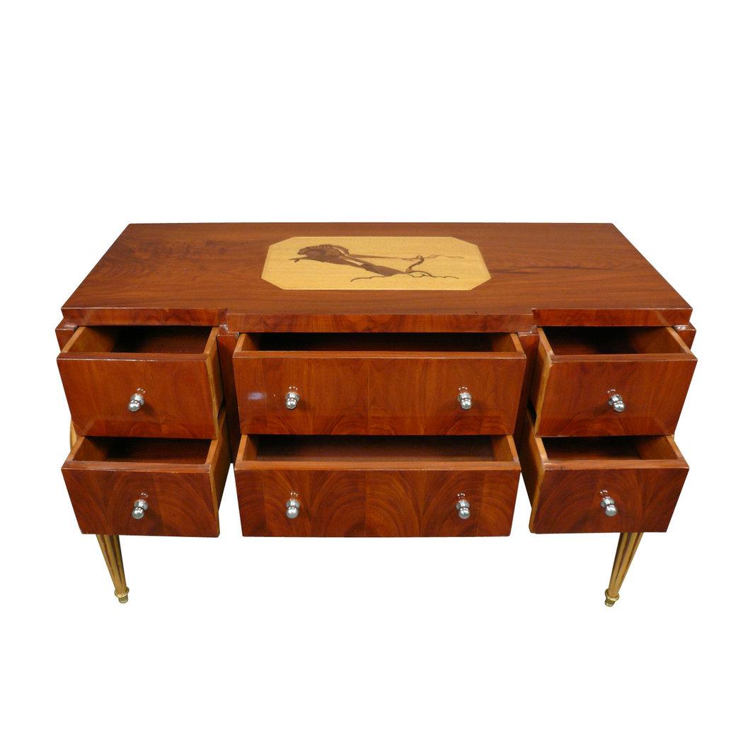 commode art d co paris mobilier art d co. Black Bedroom Furniture Sets. Home Design Ideas