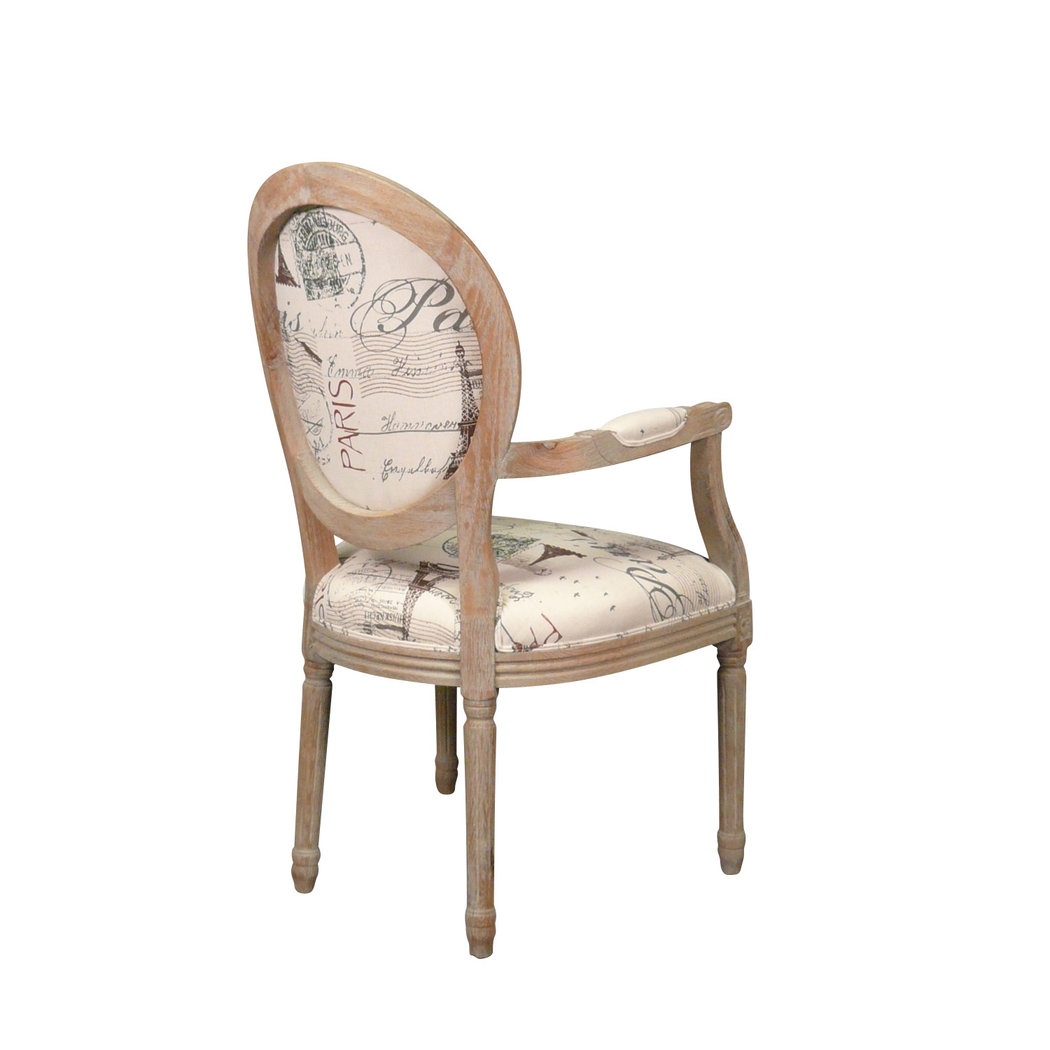 fauteuil louis xvi paris meuble shabby. Black Bedroom Furniture Sets. Home Design Ideas