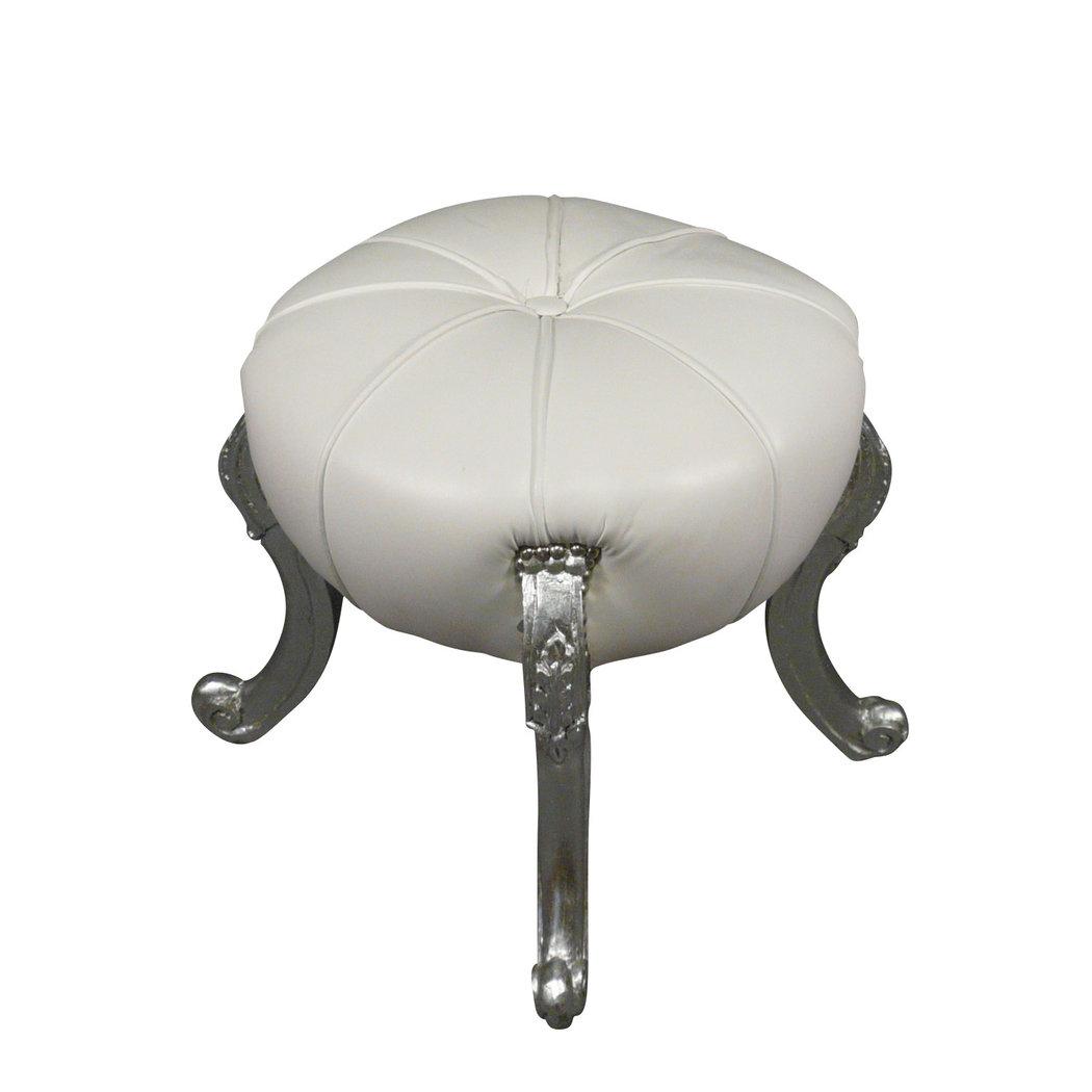 meuble baroque blanc fauteuil baroque blanc et argent. Black Bedroom Furniture Sets. Home Design Ideas