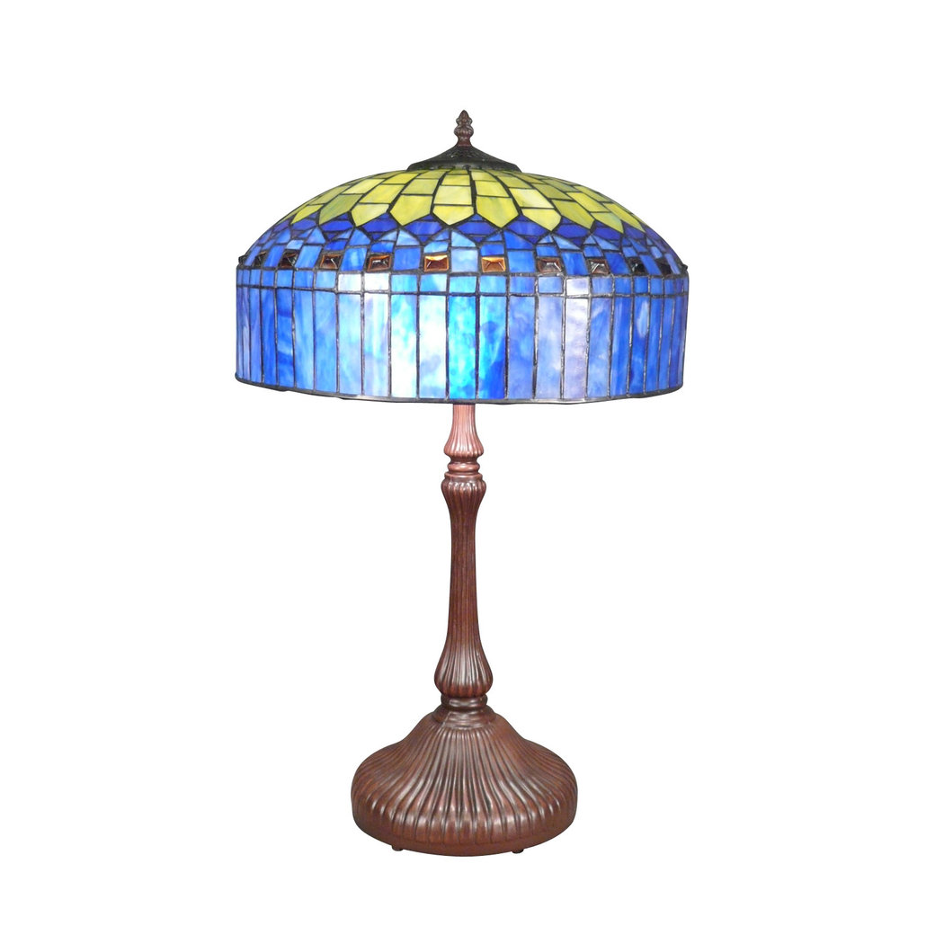 Lampe tiffany edimbourg