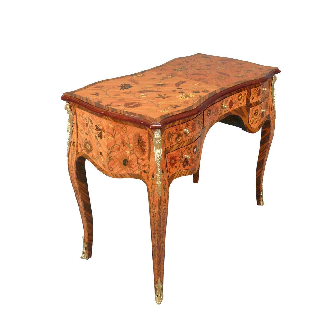bureau louis xv meubles art d co lampe tiffany fauteuil baroque vase m dicis. Black Bedroom Furniture Sets. Home Design Ideas
