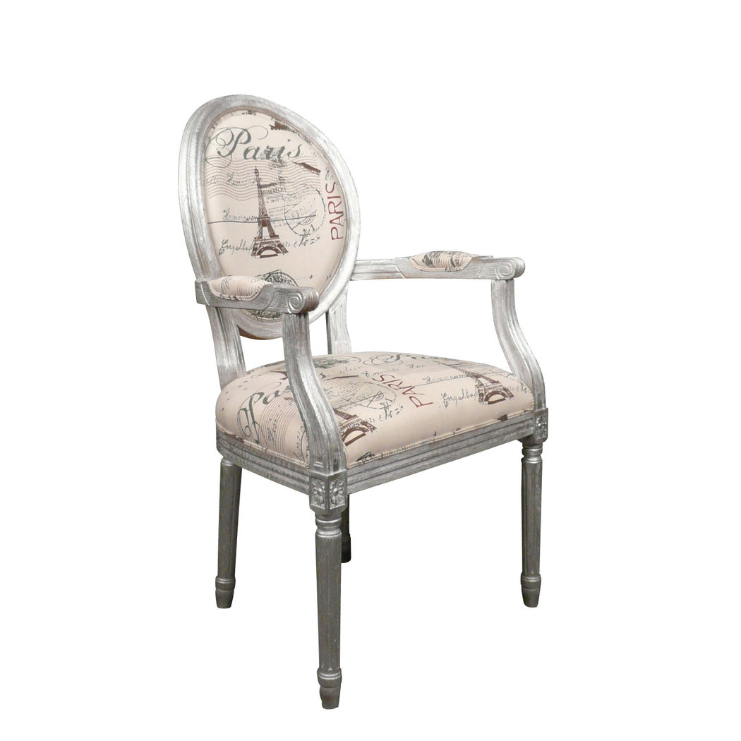 fauteuil louis xvi argent meuble baroque. Black Bedroom Furniture Sets. Home Design Ideas