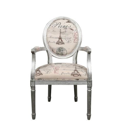 fauteuil louis xvi achetez un si ge de style pas cher. Black Bedroom Furniture Sets. Home Design Ideas