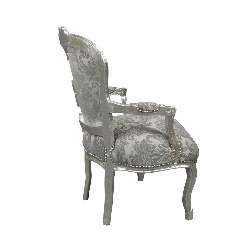 fauteuil louis xv rococo meuble et chaise baroque. Black Bedroom Furniture Sets. Home Design Ideas