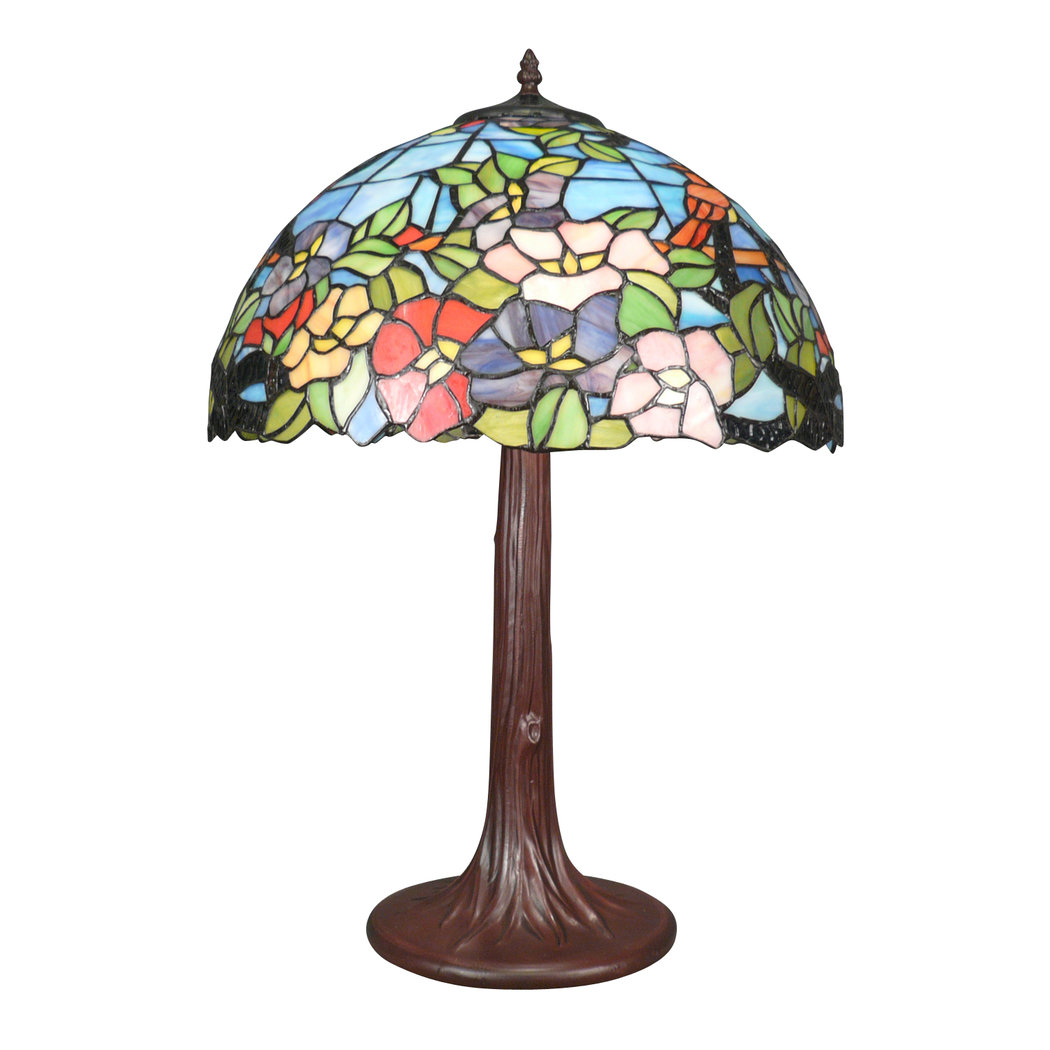 Tiffany Lamp Bird Tiffany Lamps Art Nouveau