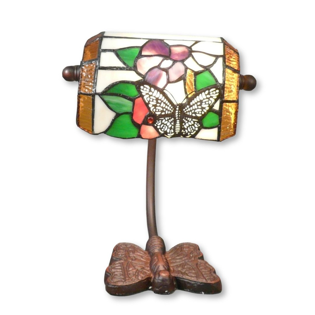 Lampe De Bureau Tiffany Lampes Tiffany Art Deco