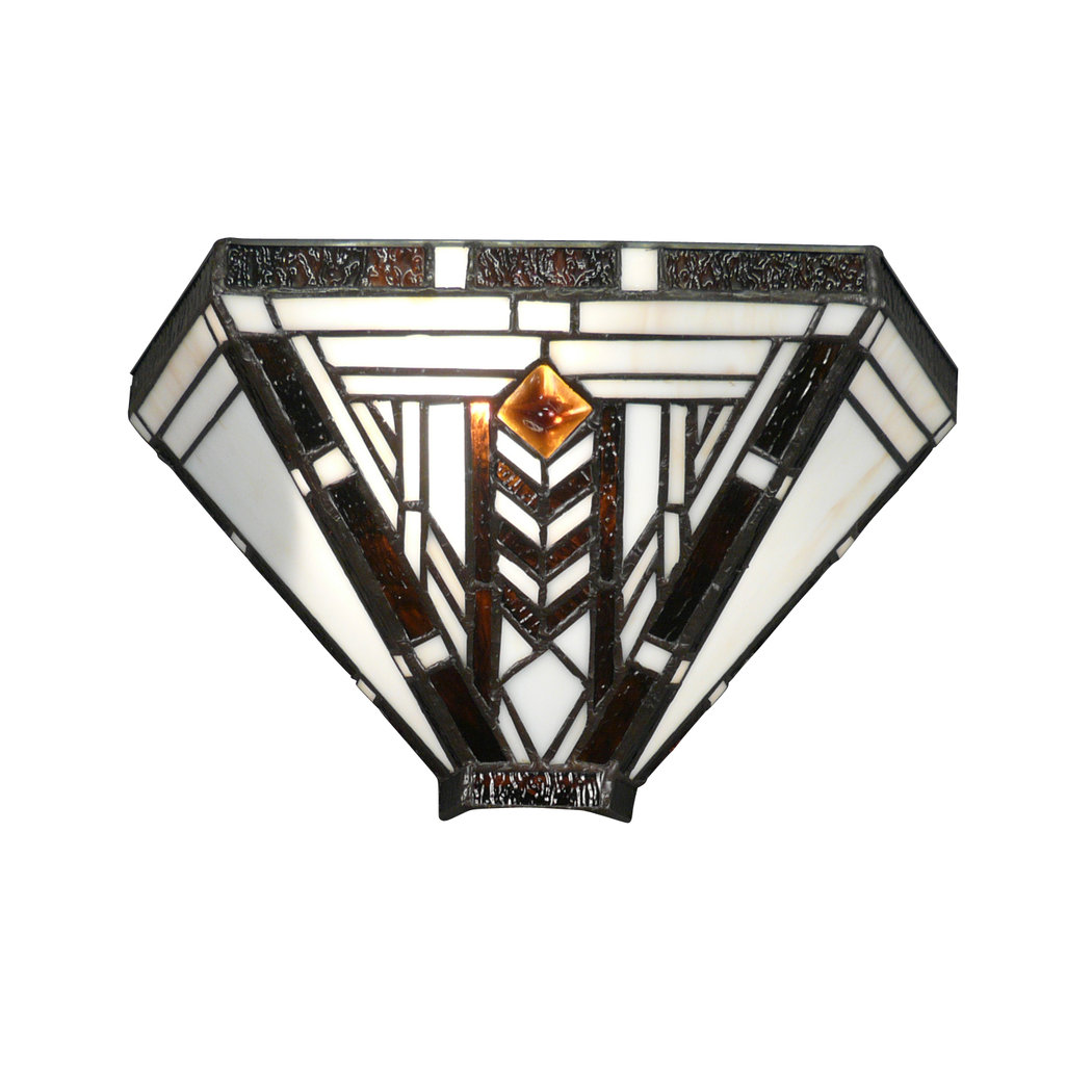 tiffany wall sconce art deco tiffany lamps. Black Bedroom Furniture Sets. Home Design Ideas