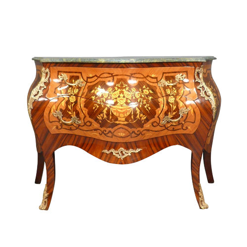 Grande commode Louis XV