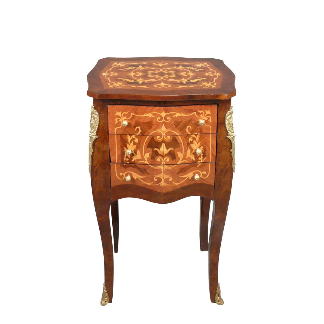 Commode louis xv meubles louis xv et empire for Meuble louis xv