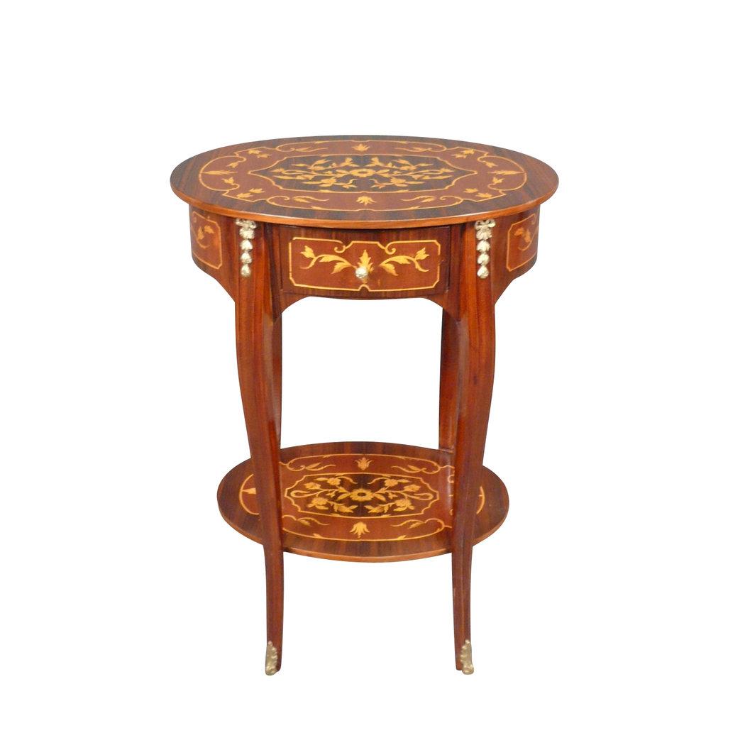 Gu ridon louis xv meubles et fauteuils de style - Meuble louis xv ...