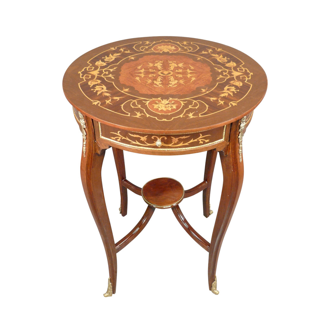 Louis xv table louis xv style furniture - Table louis xv ...