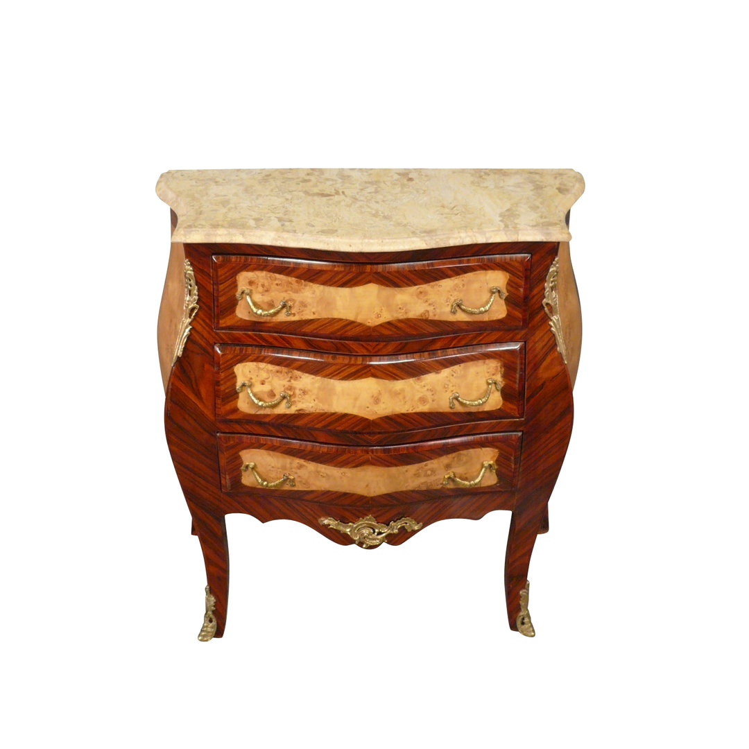 Commode louis xv galb e meubles louis 15 for Meuble louis xv