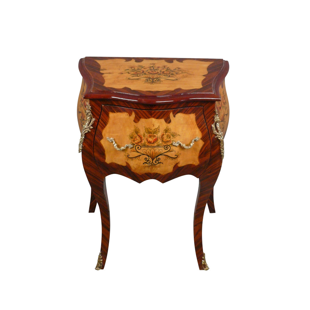 petite commode louis xv meuble de style. Black Bedroom Furniture Sets. Home Design Ideas