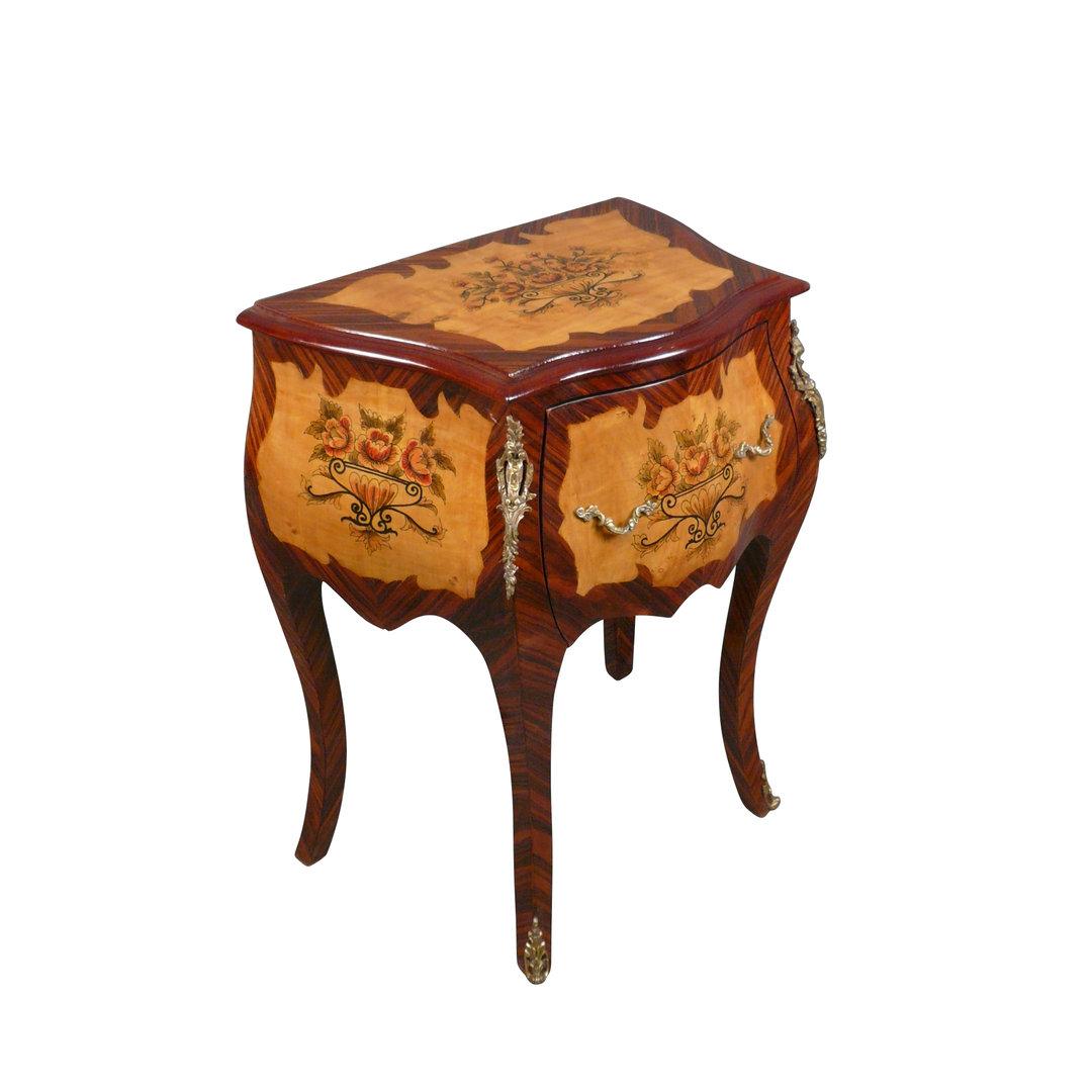 Petite commode louis xv meuble de style - Petite commode de rangement ...