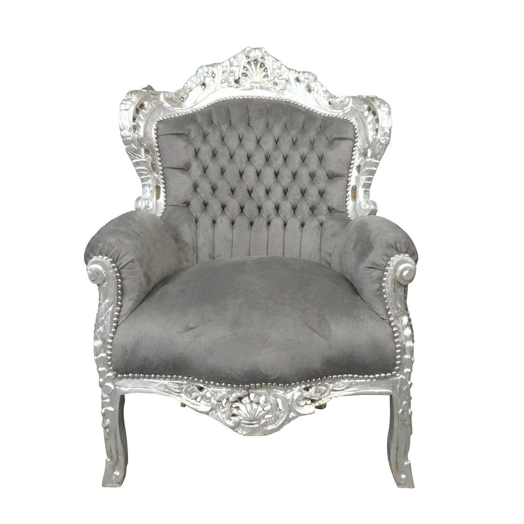 Fauteuil Baroque fauteuil-baroque-6144 - tiffany lamps - bronze statues - baroque