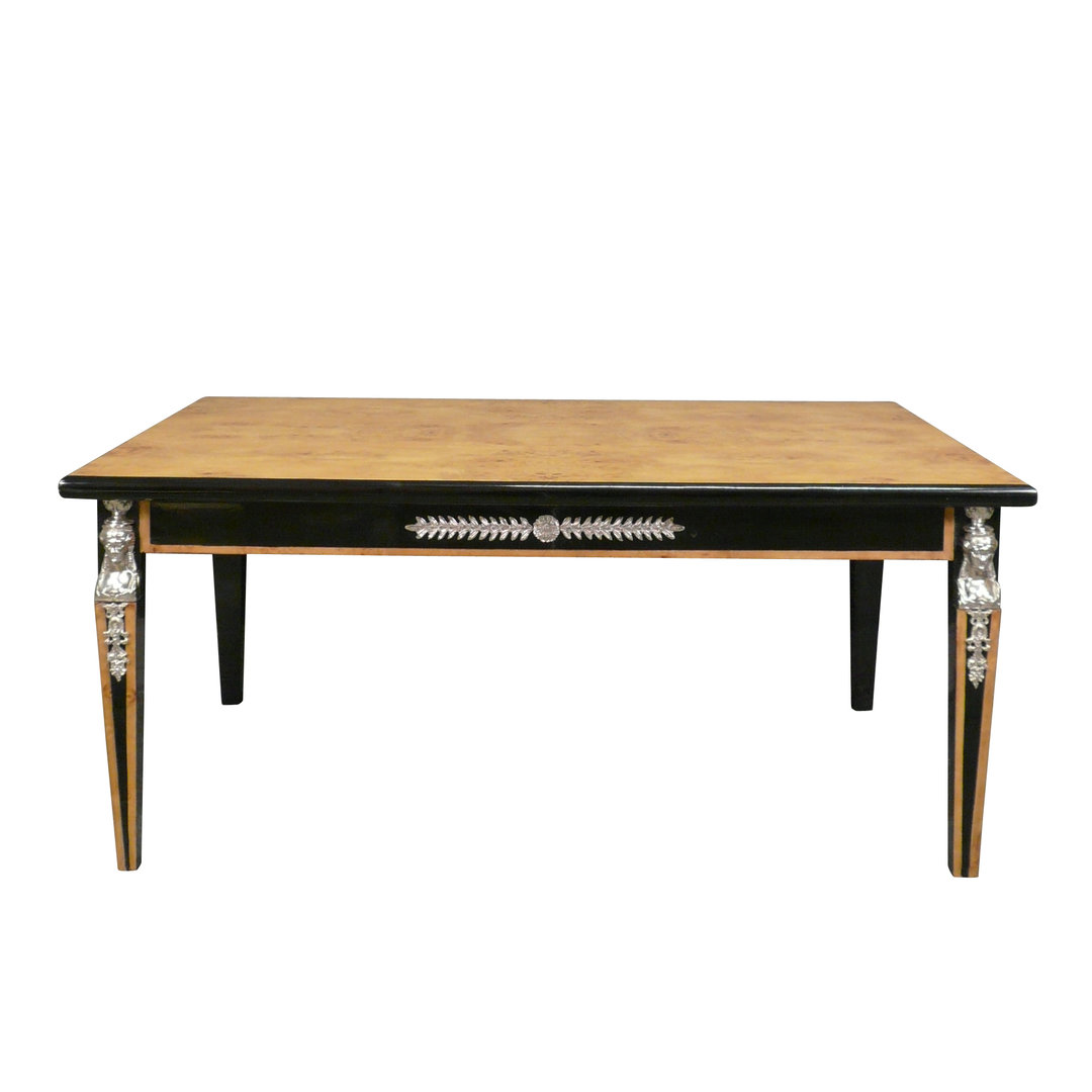 - Rectangular Art Deco Coffee Table - Art Deco Furniture