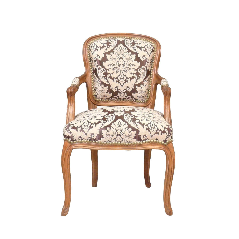 Deco chaises et fauteuils en fer forge de jardin le havre 2333 chaises le havre for Fauteuil de jardin bois et fer forge
