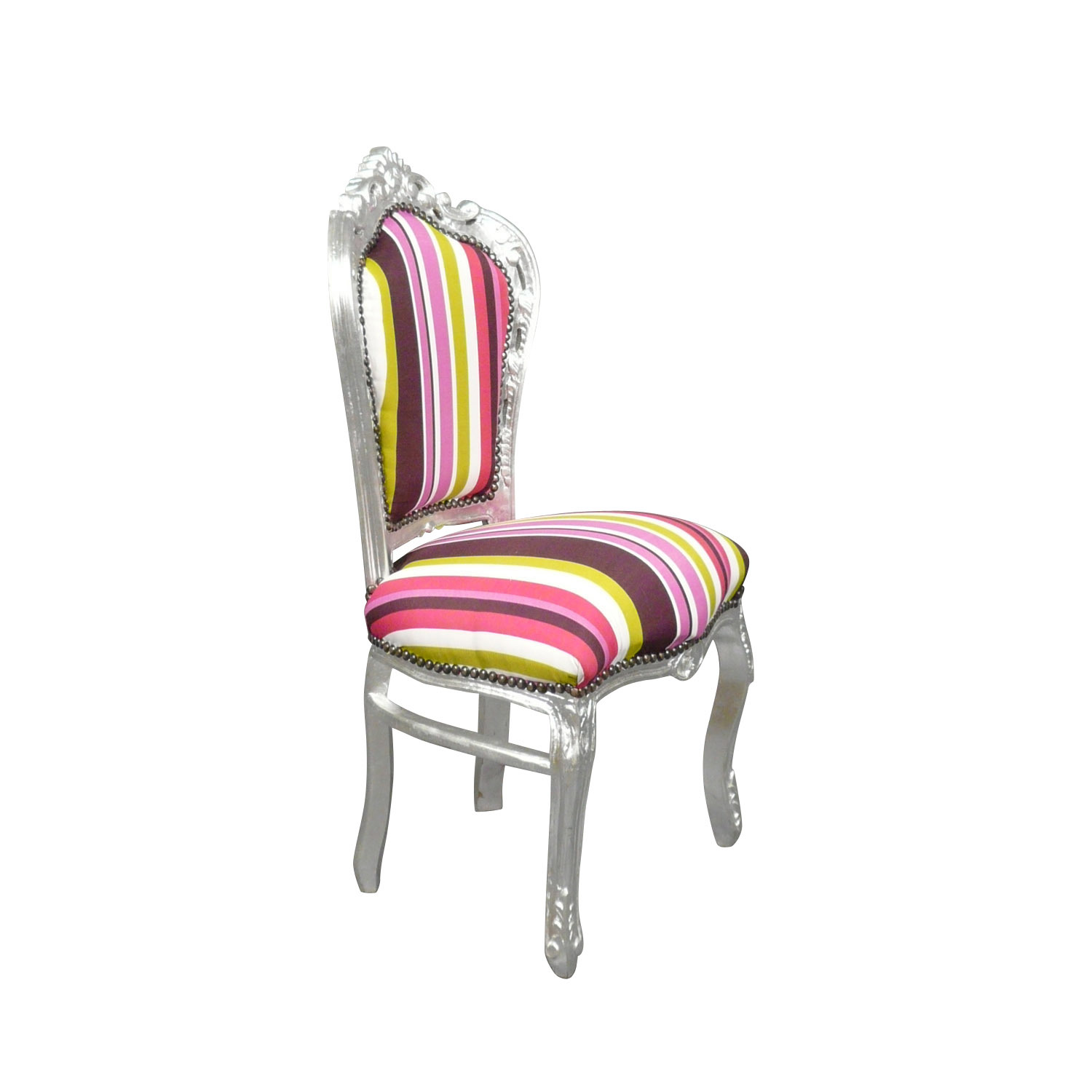 Chaise baroque galerie photos royal d corations - Prix d une chaise ...