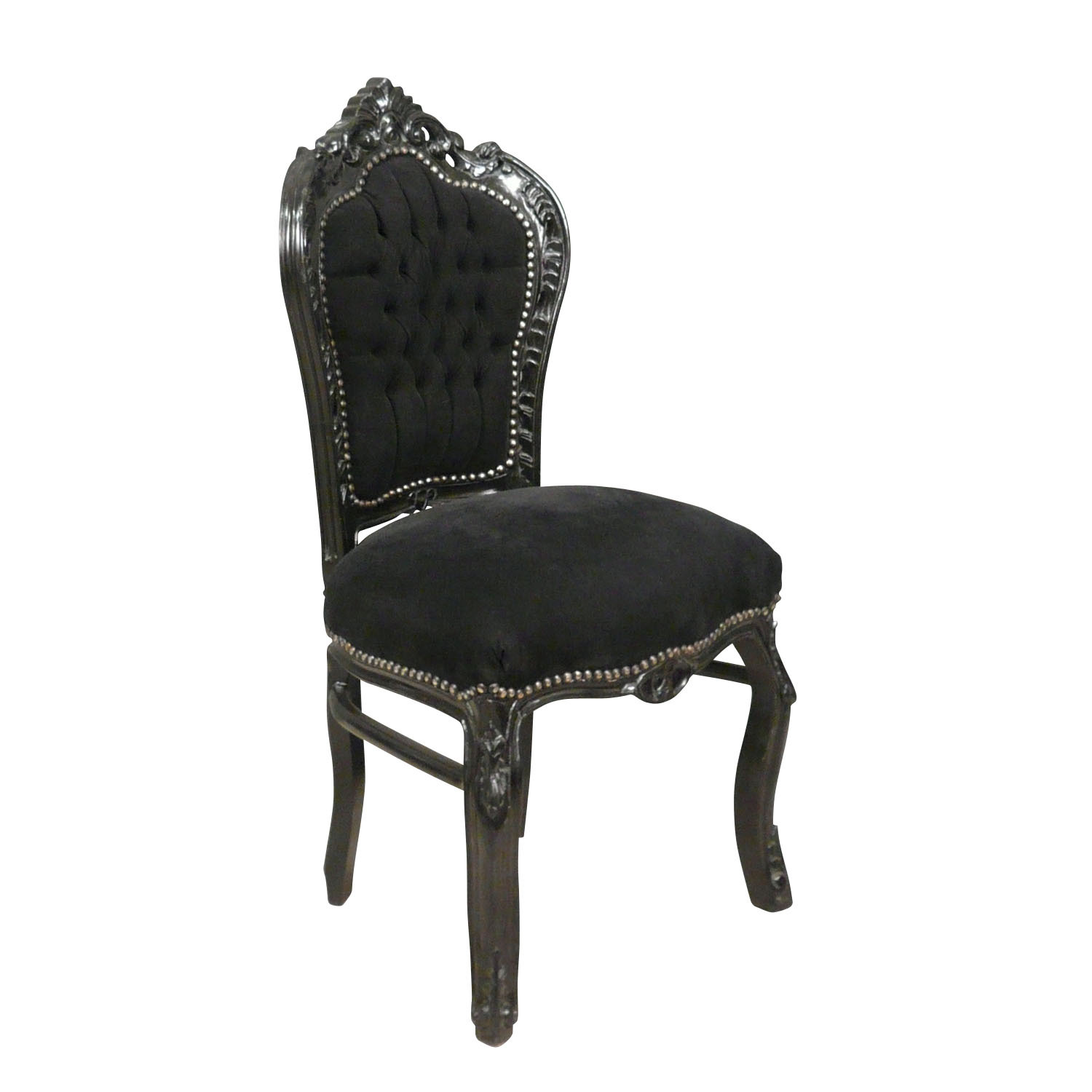 chaise baroque galerie photos royal d corations. Black Bedroom Furniture Sets. Home Design Ideas