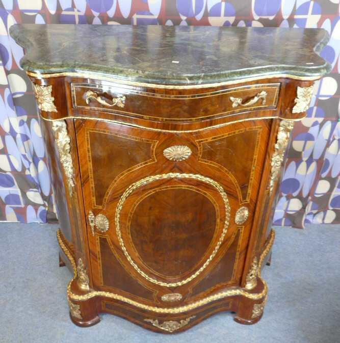 meuble dappuis style napolon iii