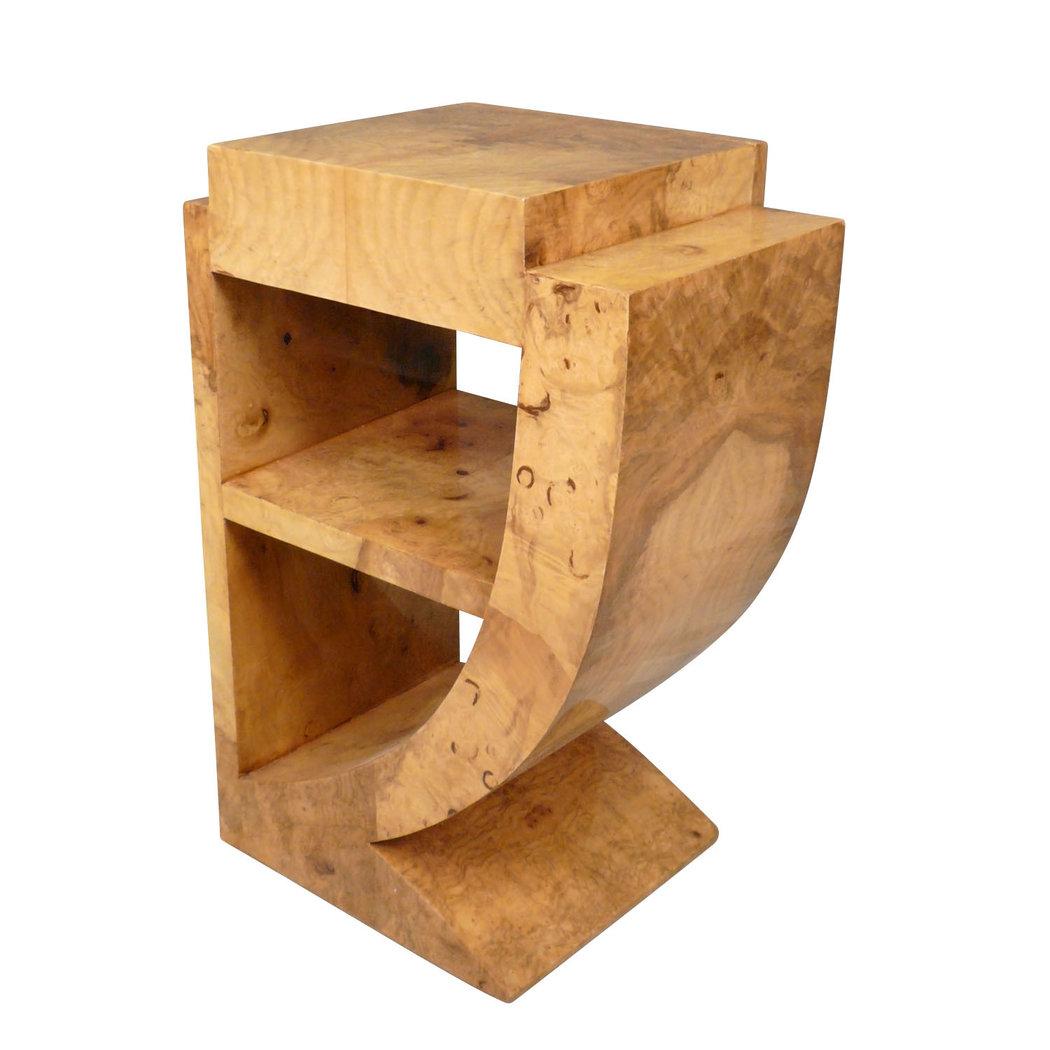 Paire de chevets art d co meubles art d co - Art deco meuble ...