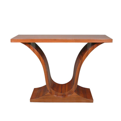 Console Art Deco rosewood