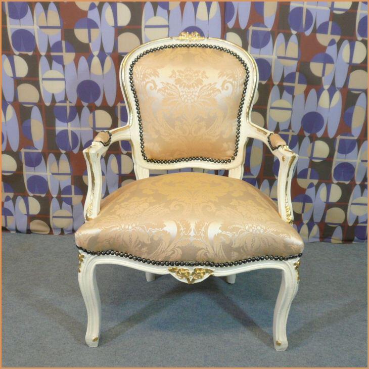 fauteuil cabriolet fauteuil louis xv fauteuils baroques. Black Bedroom Furniture Sets. Home Design Ideas