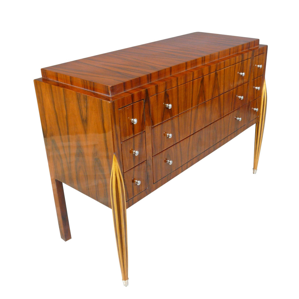 Art deco commode furniture art deco for Deco meuble furniture richibucto