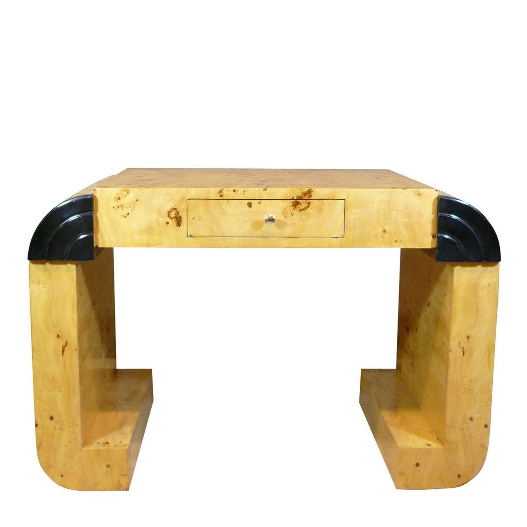 bureau art d co meubles de style ancien. Black Bedroom Furniture Sets. Home Design Ideas