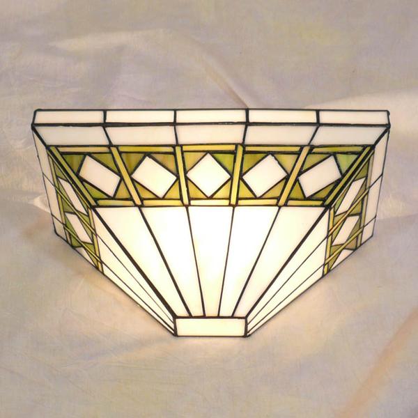 applique de style tiffany meubles art d co lampe. Black Bedroom Furniture Sets. Home Design Ideas