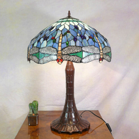Fabrication d'une lampe Tiffany