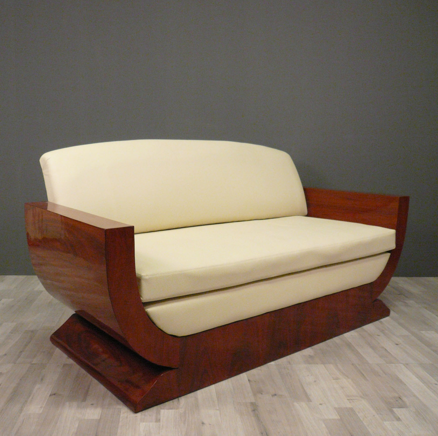 Art deco sofa art deco furniture - Meubles deco pas cher ...