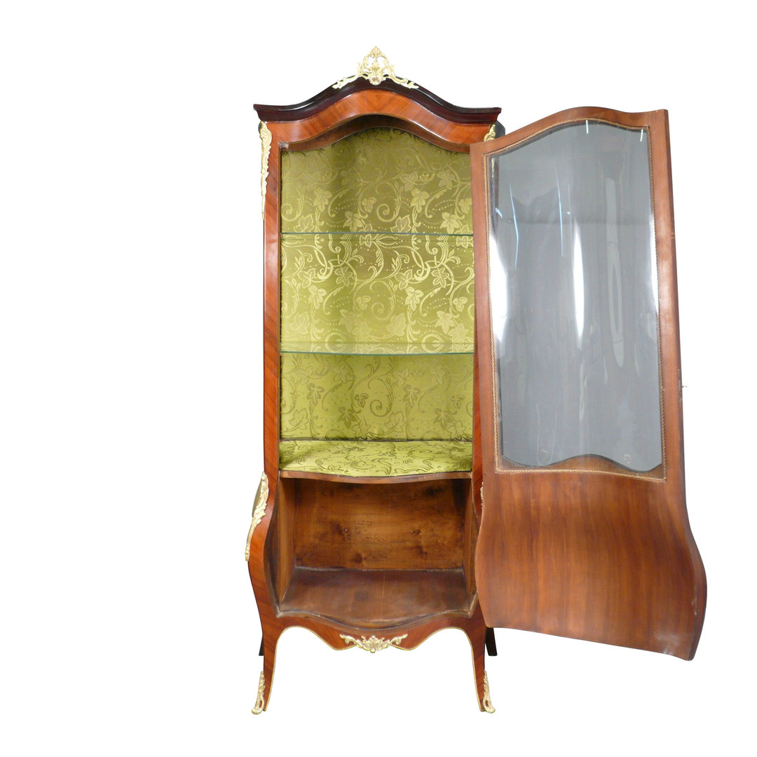 Louis XV Vitrine - Furniture Style