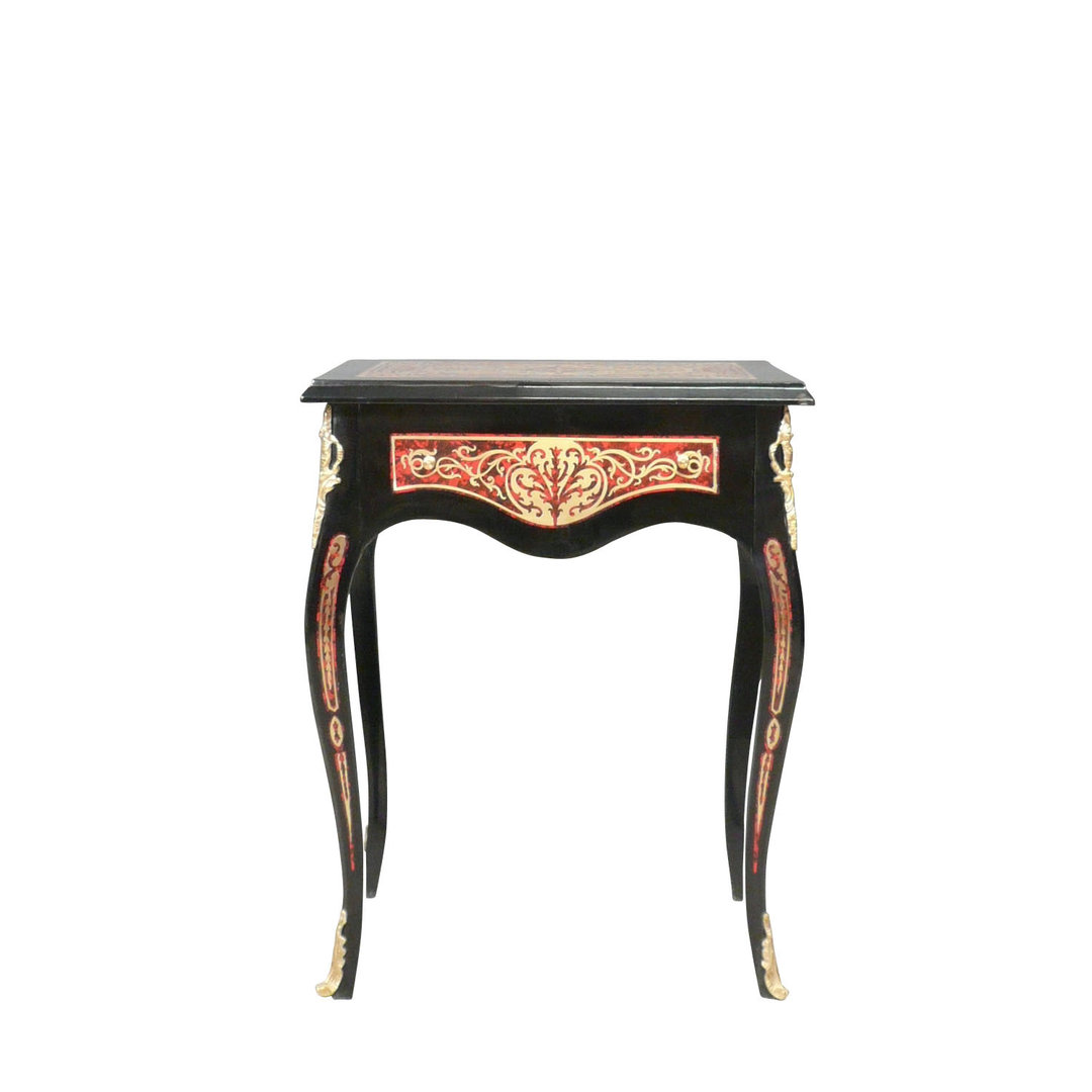 Table louis xv boulle furniture style - Meubles louis xv ...