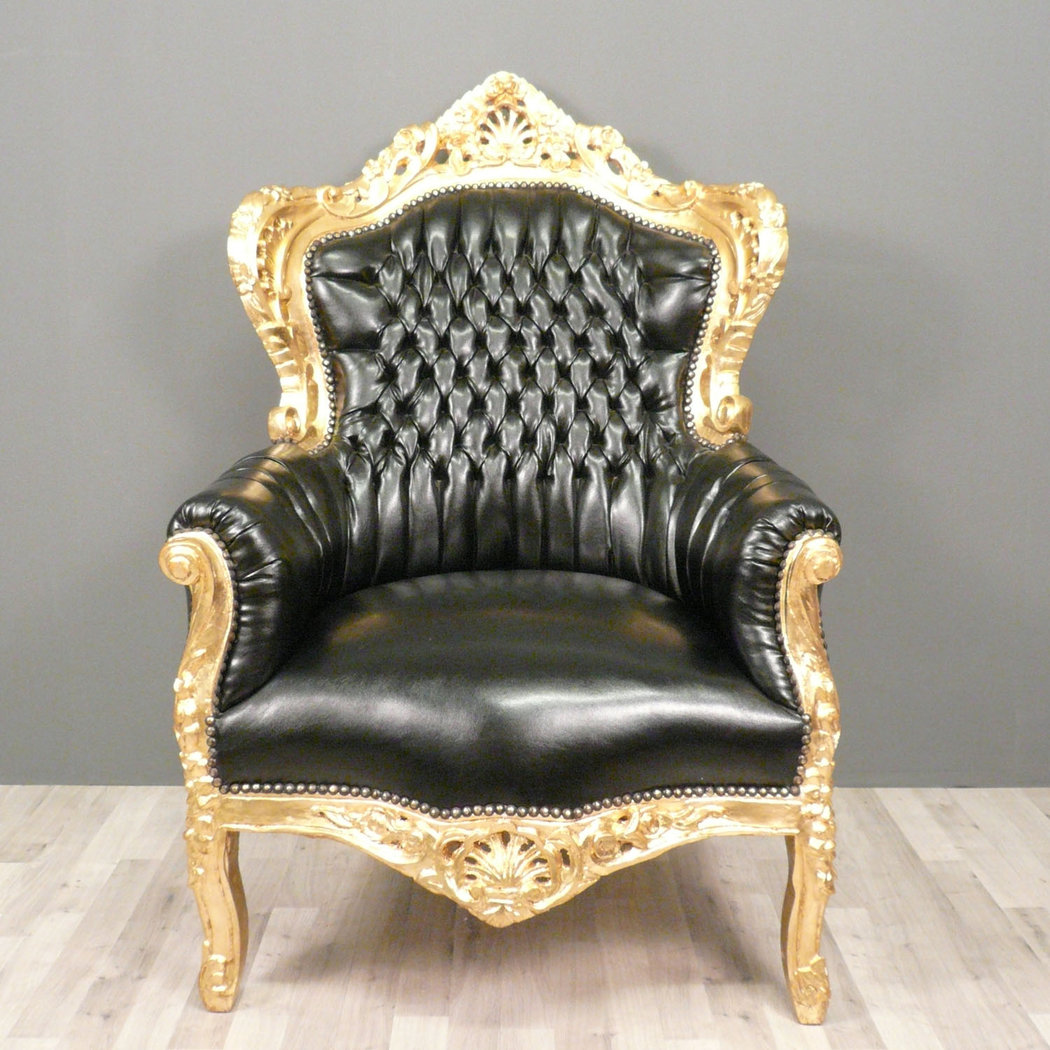 fauteuil style baroque pas cher maison design. Black Bedroom Furniture Sets. Home Design Ideas