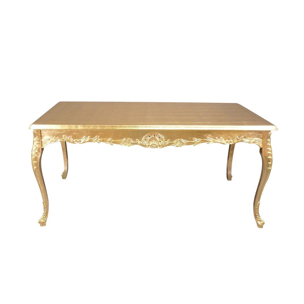 Baroque table tiffany lamps bronze statue - Table blanche baroque ...